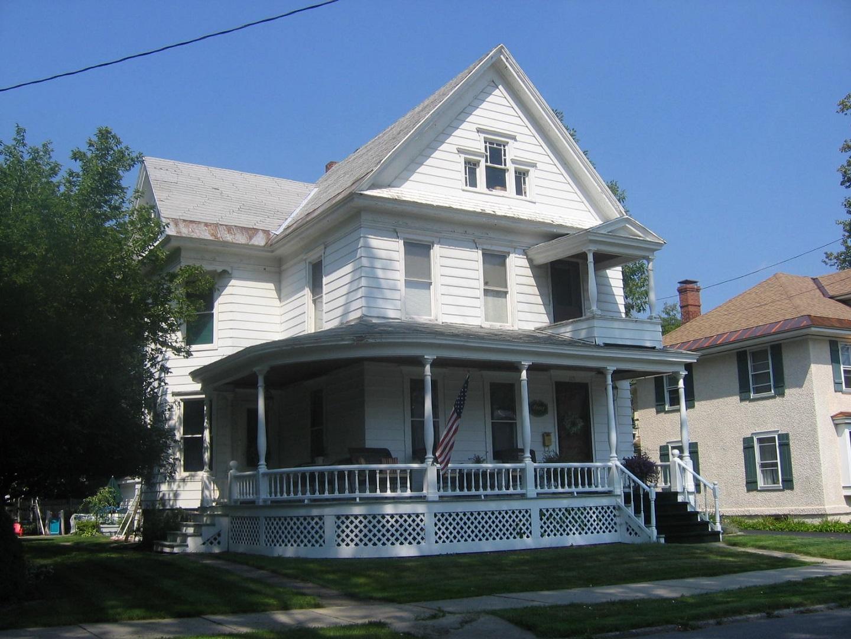 Ver fotos de casas bonitas escoja y vote por sus fotos de - Casas de madera blancas ...