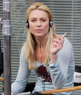 Elisabeth Rohm Smoking