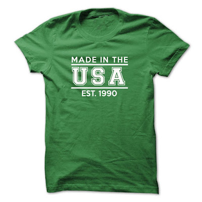 Made In The USA - EST 1990