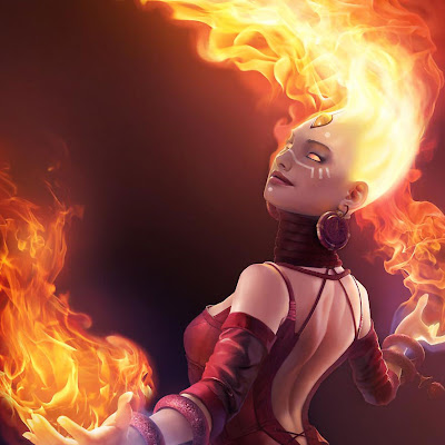 Dota 2 - Lina Build Guide