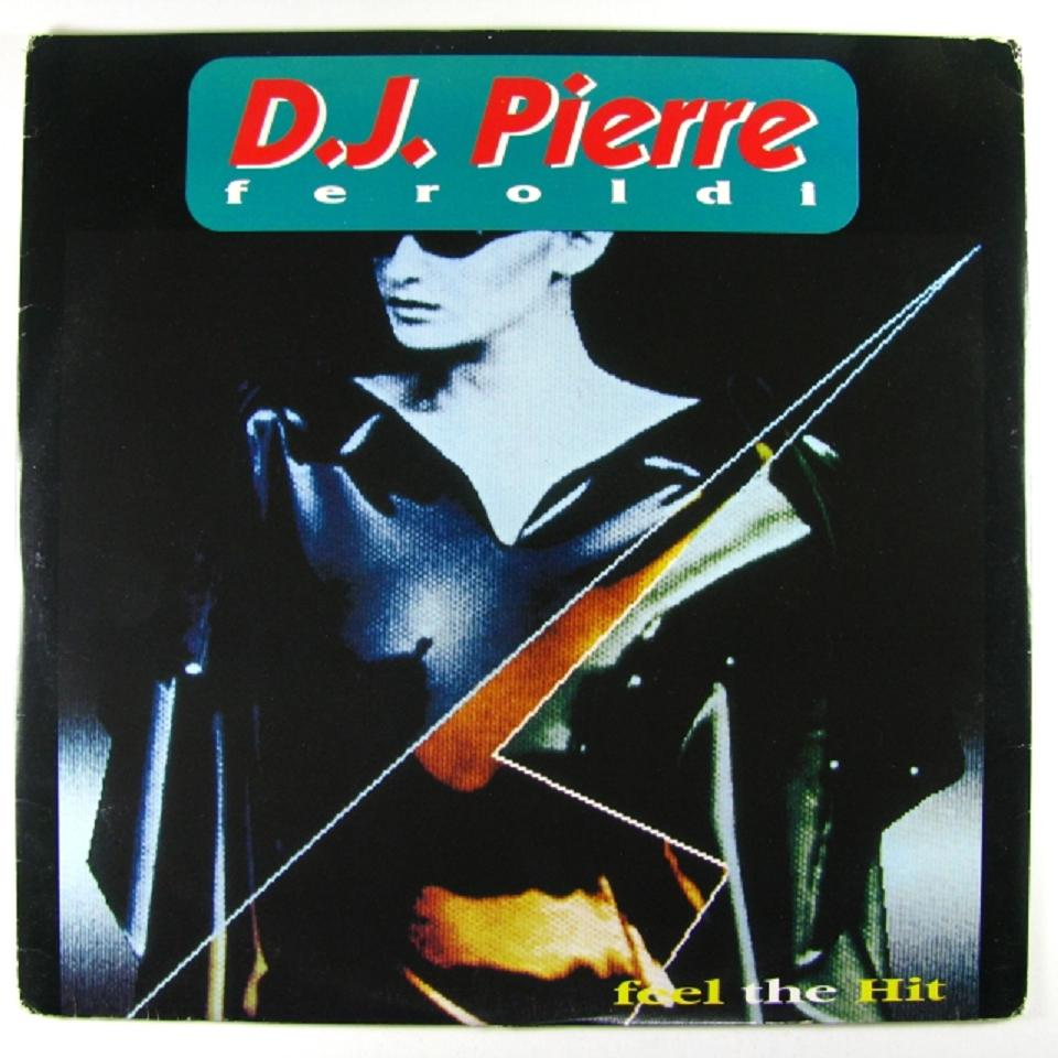 Dance vs house dj pierre feel the hit 1992 for 90s house hits