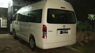 Rental Mobil Toyota Hiace Commuter Jakarta