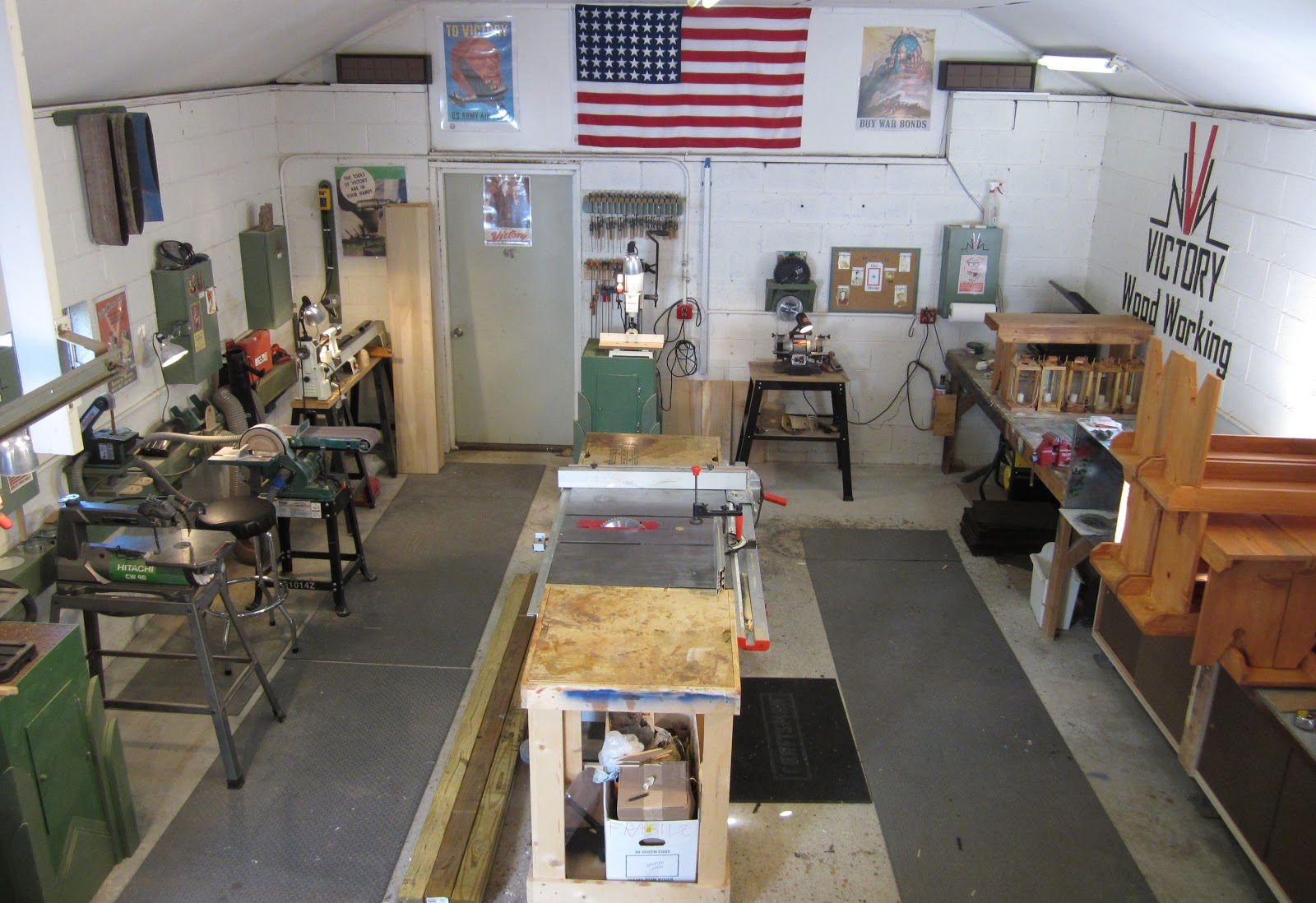Wood Working Bench : Woodworking Projects Plans For Beginners Where To Start From