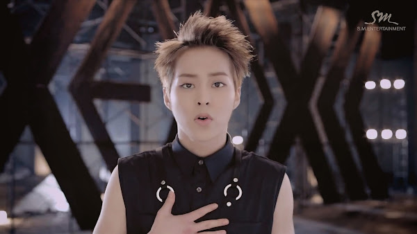 EXO Xiumin Growl
