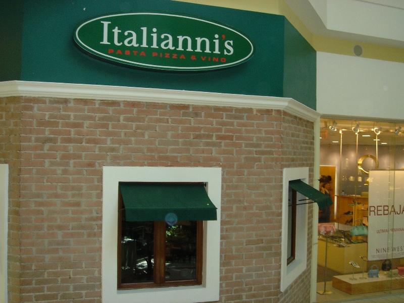 Todo para tu cocina restaurantes italianos for Todo para tu cocina