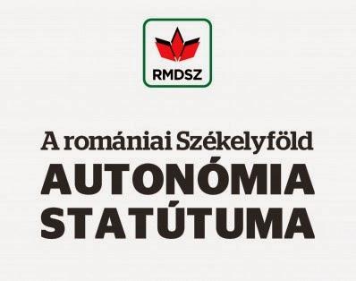 autonómia, RMDSZ, MPP, Románia, autonómiastatútum-tervezet, székely autonómia, Kelemen Hunor, Székelyföld, magyarság,