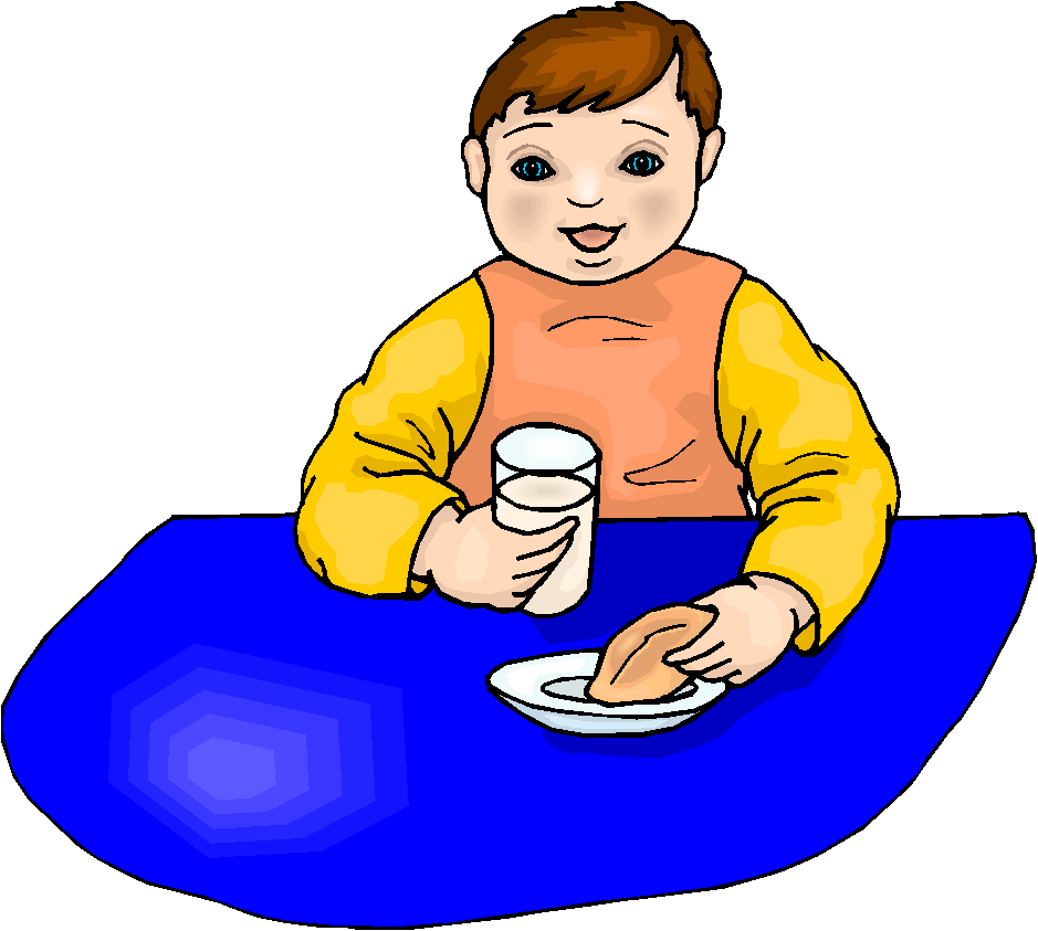 Boy having meal free clipart free microsoft clipart for Clipart microsoft