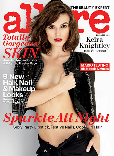 keira knightley topless allure cover