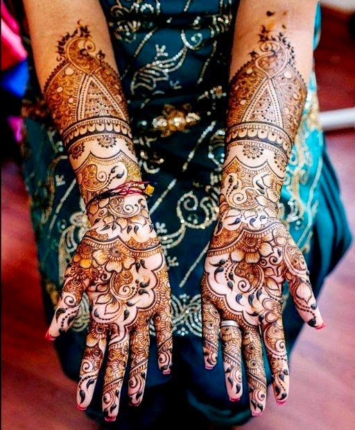 Mehndi Designs Collection 2014