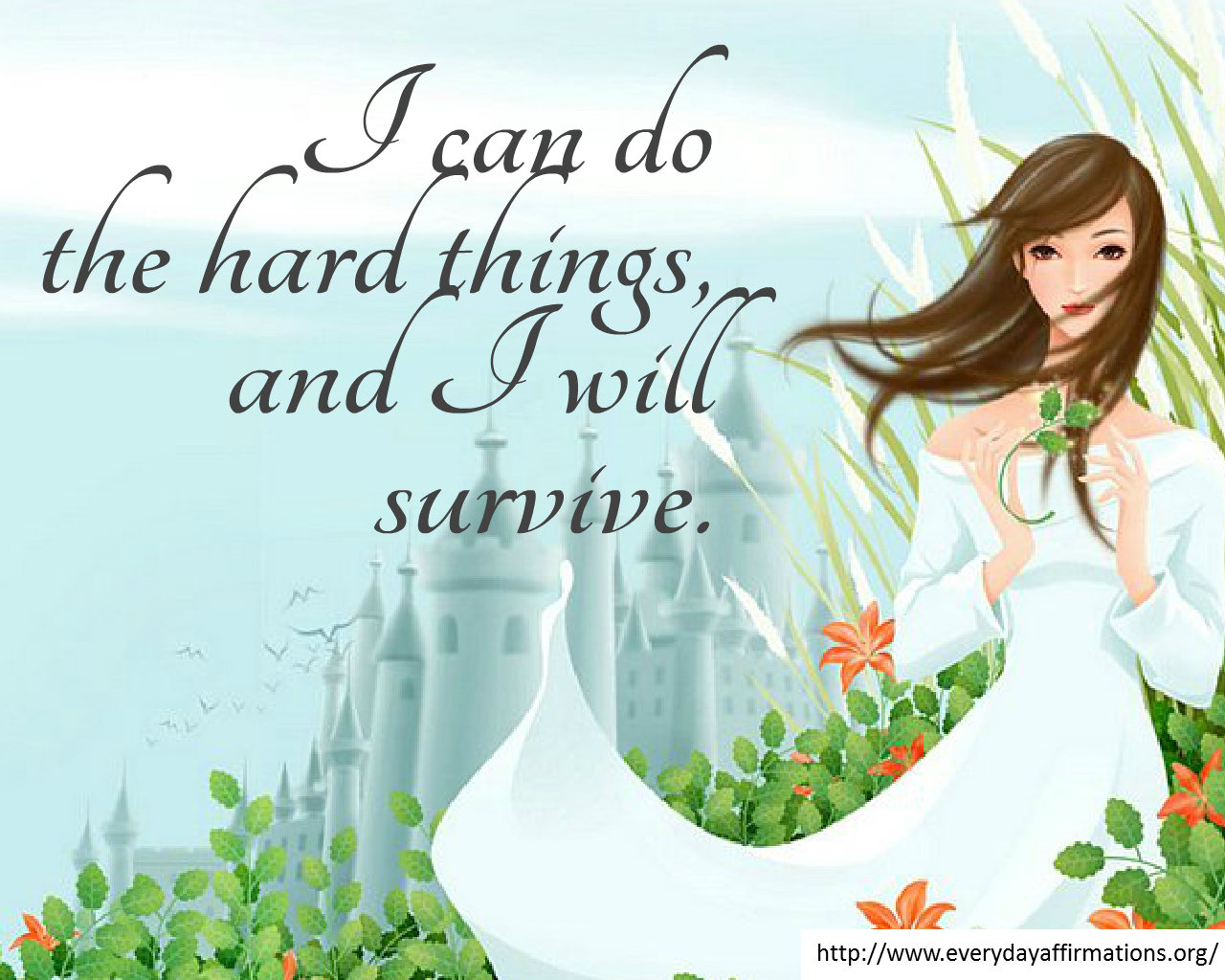 5 Affirmations For Every Woman To Say Every Day