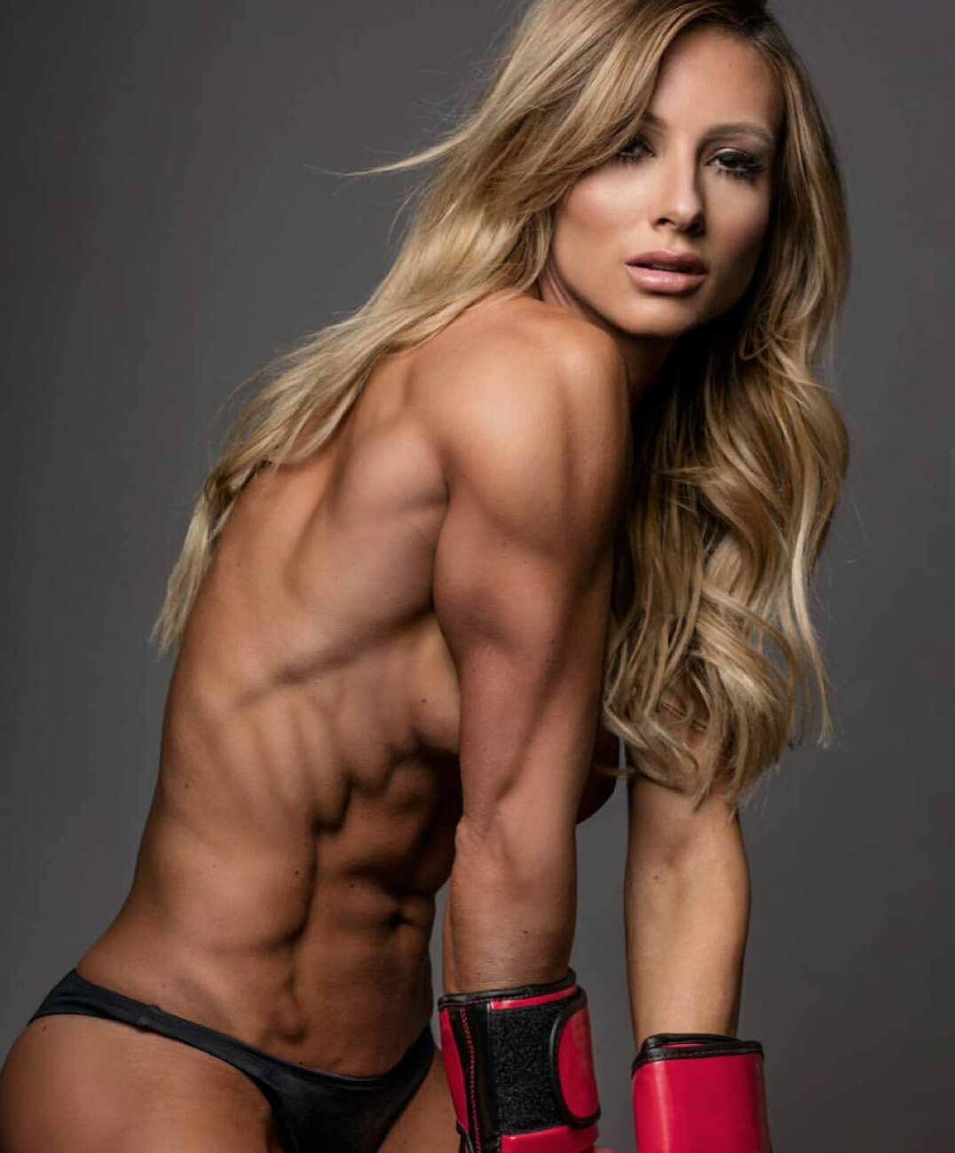 best female abs nude
