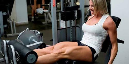 3 erros cometidos por mulheres no treino de pernas