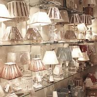 estanterías iluminación