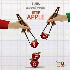 "T-ara & Chopstick Brothers - ""Little Apple"""
