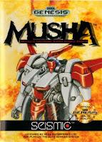 Musha Genesis Rare
