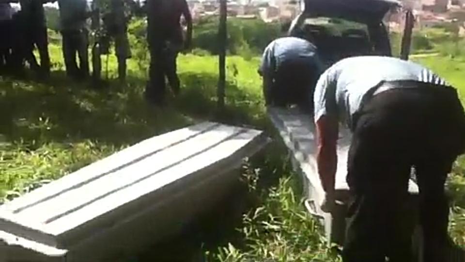 Mais dois corpos são encontrados em Nova Serrana