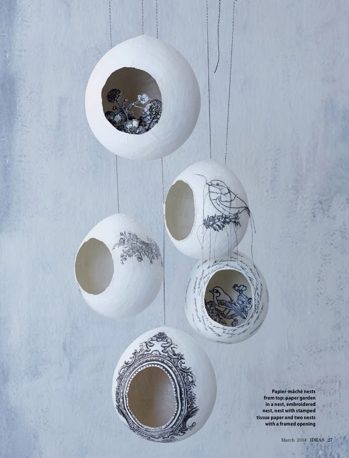 5 Spring Projects from Ideas Magazine 5