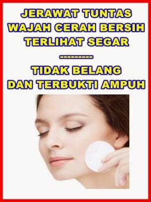 Kecantikan wajah untuk lebih bersih dan cerah3