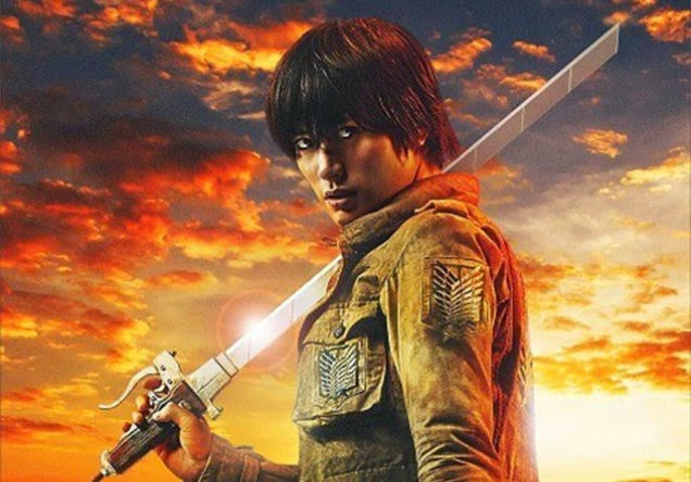 Attack On Titan: First Posters