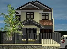 desain gambar rumah minimalis 2 lantai