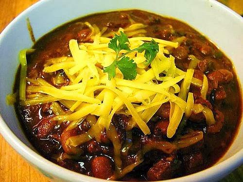 Crock Pot Weight Watchers Chili