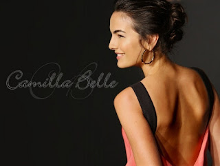 Camilla Belle Hoop Earrings