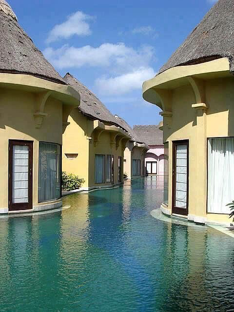 Swim resort in bali indonesia