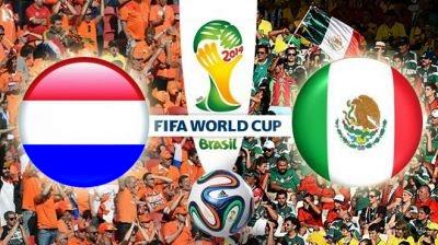 México listo para enfrentar a Holanda