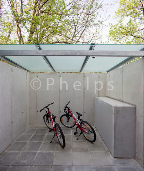 EFH, Wien - Arch. Gerhard Zwettler - Foto Andrew Phelps