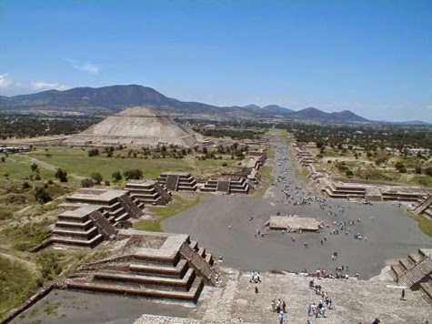 Teotihuacan, the Real Temple of Doom