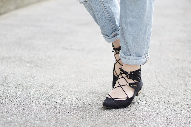strappy-flats