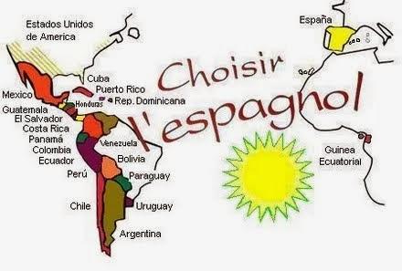 Pays de langue espagnole
