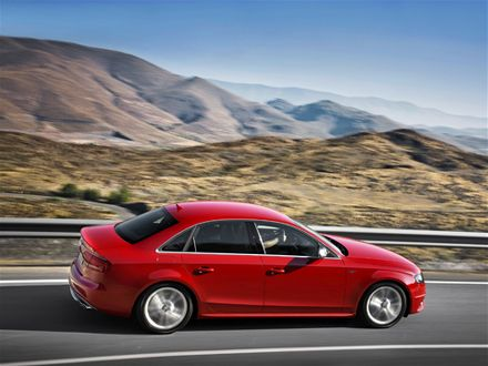 Wallpapers 2010 Audi S4