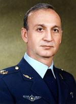 Lieutenant Parviz Jafari