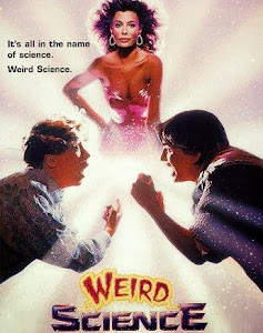 Poster Of Hollywood Film Weird Science (1985) In 300MB Compressed Size PC Movie Free Download At 300Mb.cc