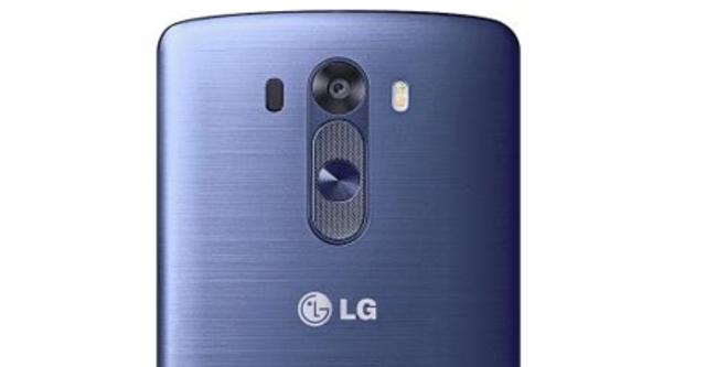 LG G3 có thêm phiên bản màu xanh