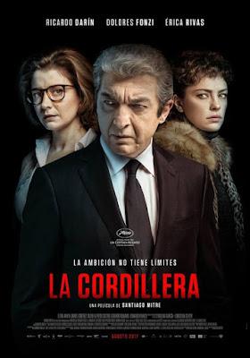La Cordillera 2017 DVD R4 NTSC Latino