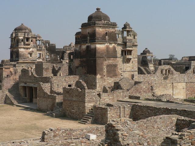 Chittorgarh Fort,Rajasthan