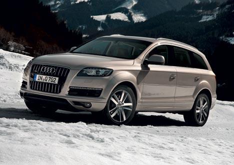 Car's Lobby: Super-stud Audi's SUV Q5 vs Q7