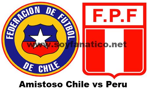 Chile vs Peru 2014 - Amistoso Internacional