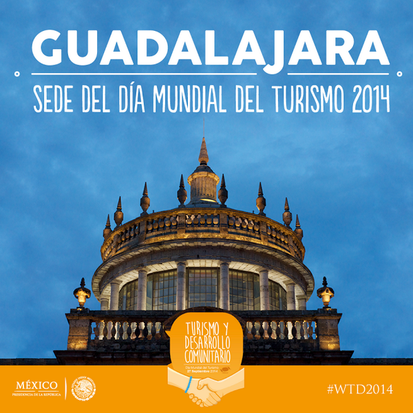 World Tourism Day 2014 Logo World Tourism Day 2014