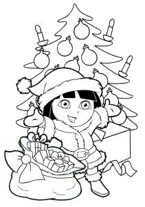 Ciudad de Begastri 1er ciclo: Dibujos de Navidad