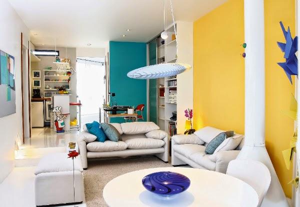 decorar uma kitnet:Mari Beleza Pura: Como decorar uma kitnet