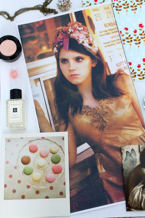 Editorials & Pretty Trinkets