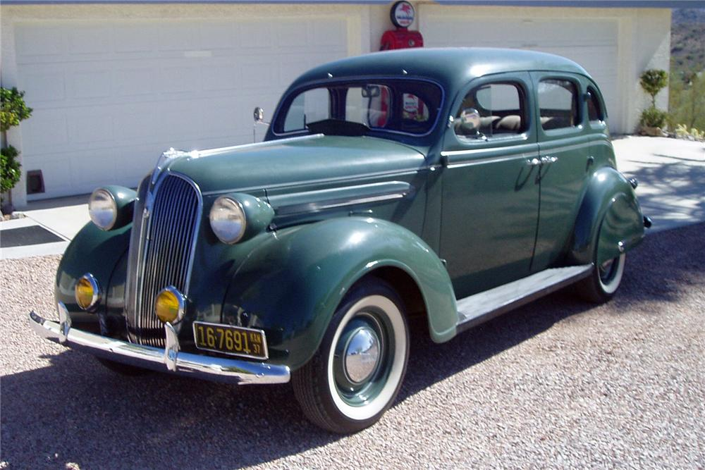 Car Style Critic: First-Generation American All-Steel Roofs