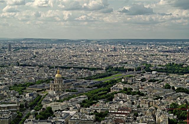 Turnul Montparnasse Domul Invalizilor Paris  poze frumoase