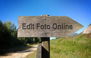 Cara edit foto Online