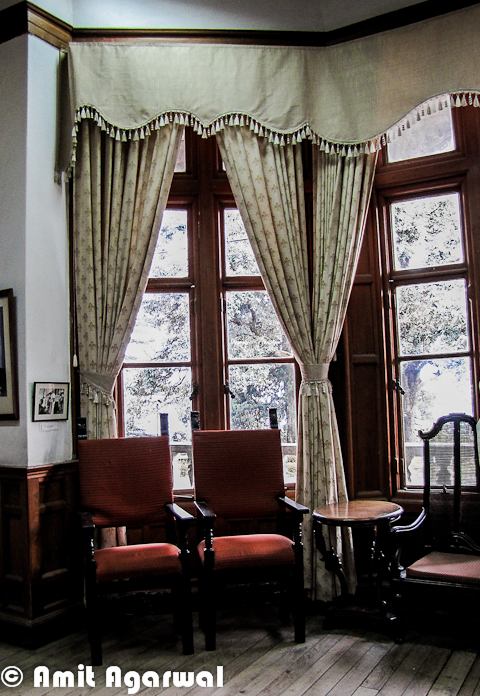 Interiors Of Indian Institute Of Advanced Studies (Viceregal Lodge) In