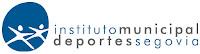 Club subvencionado por el Instituto Municipal de Deportes del Ayuntamiento de Segovia
