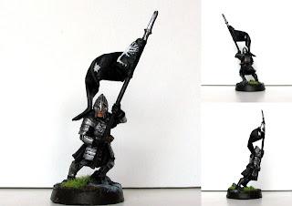 Sztandar wojowników z Minas Tirith